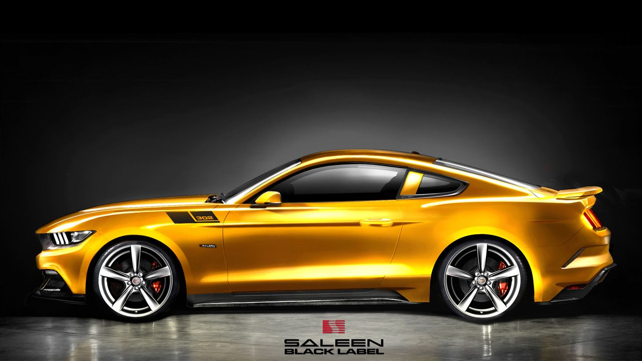 2016 Saleen Mustang >> 2015 Saleen S302 Mustang Ranges From 450 To 640 Hp