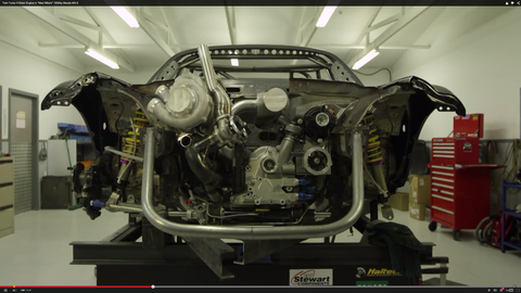 Mad Mike Whiddett's RADBUL 4-rotor Mazda MX-5 Miata Drift Car