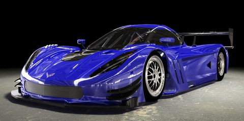 2015 Corvette Daytona Prototype gets Stingrayed