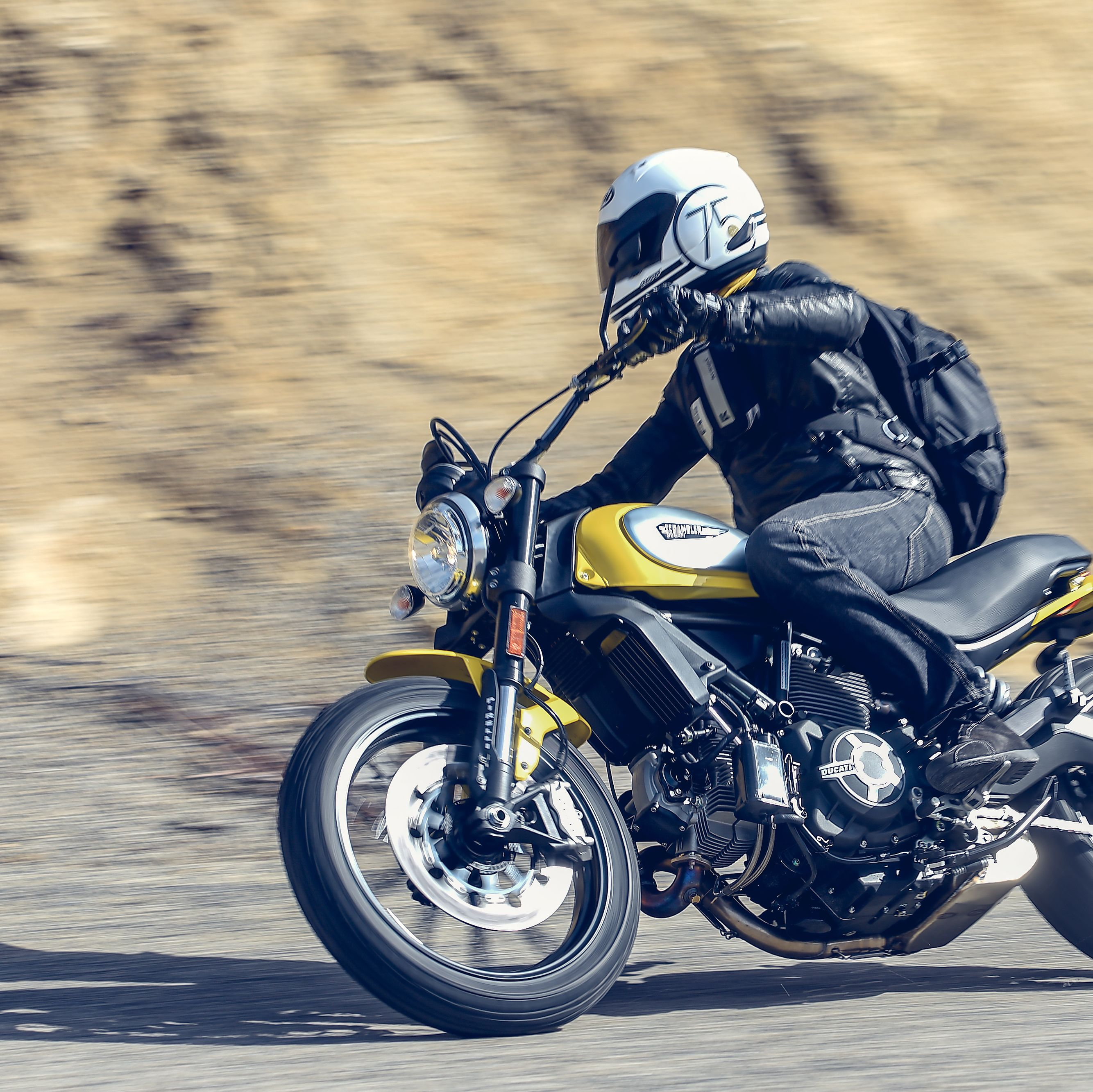 2015 Ducati Scrambler First Ride Review Photo Gallery