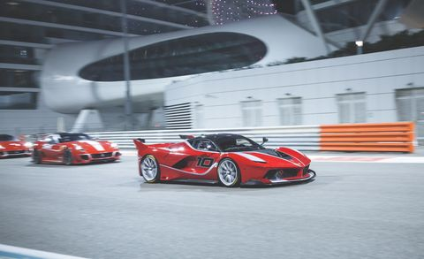 11 Things You Have to Know About Ferrari's Insaniac FXX K Hypercar
