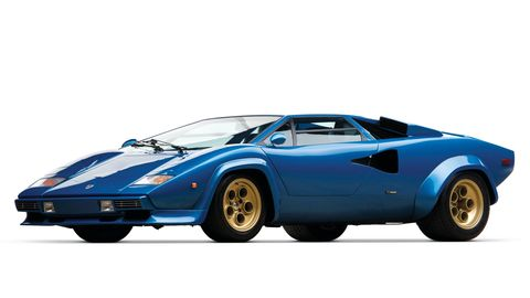Everything About This 1979 Countach Is Awesome