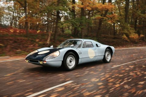 This Porsche 904 is pure bliss and up for grabs