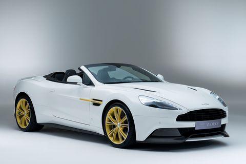 2015 Aston Martin Vanquish 60th Anniversary Limited Edition