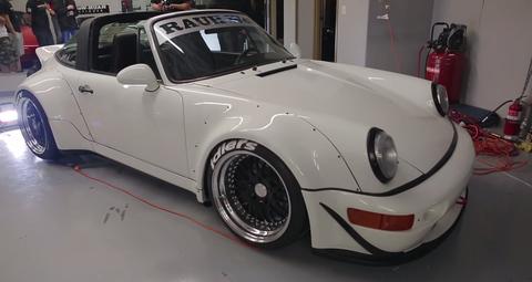 Rauh-Welt 964 Targa