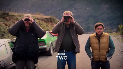 Top Gear Patagonia Special