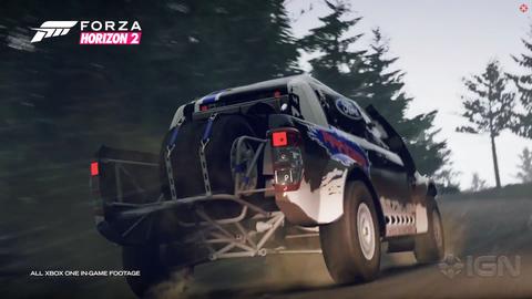 Forza Horizon 2 Storm Island Expansion