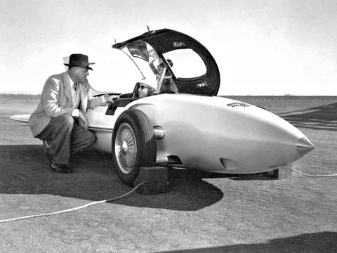 gm s turbine powered firebird concept cars of the 1950s