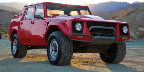 This Lamborghini Lm002 Should Be A Steal