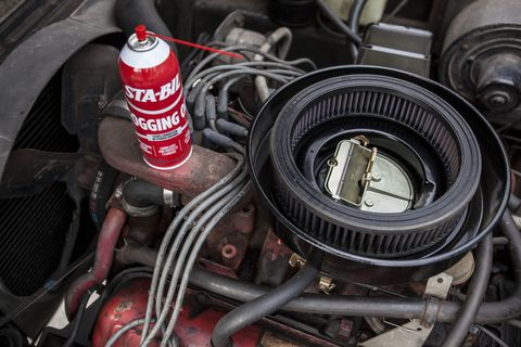 How to Use Fogging Oil for Your Car Engine Before Long Term Storage