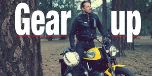 Ducati Scrambler riding gear