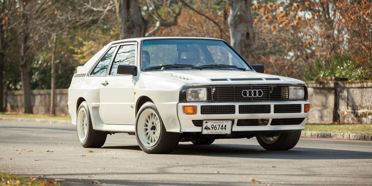 Ultra-clean Audi Sport Quattro could sell for $475k