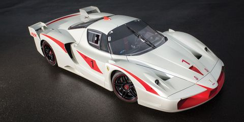 2005 Ferrari FXX Evoluzione