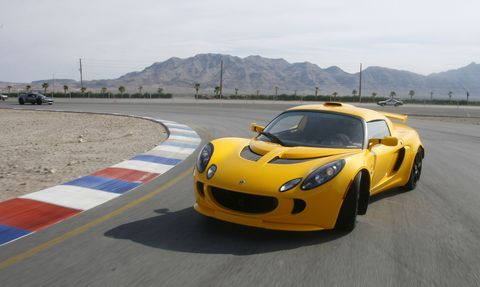 View The Latest First Drive Review Of The 2008 Lotus Exige S 240