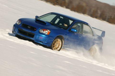Subaru Impreza WRX STI 2004-2007 Review - Subaru Impreza Buyer's Guide
