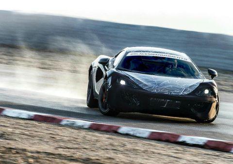 McLaren Sports Series Prototype