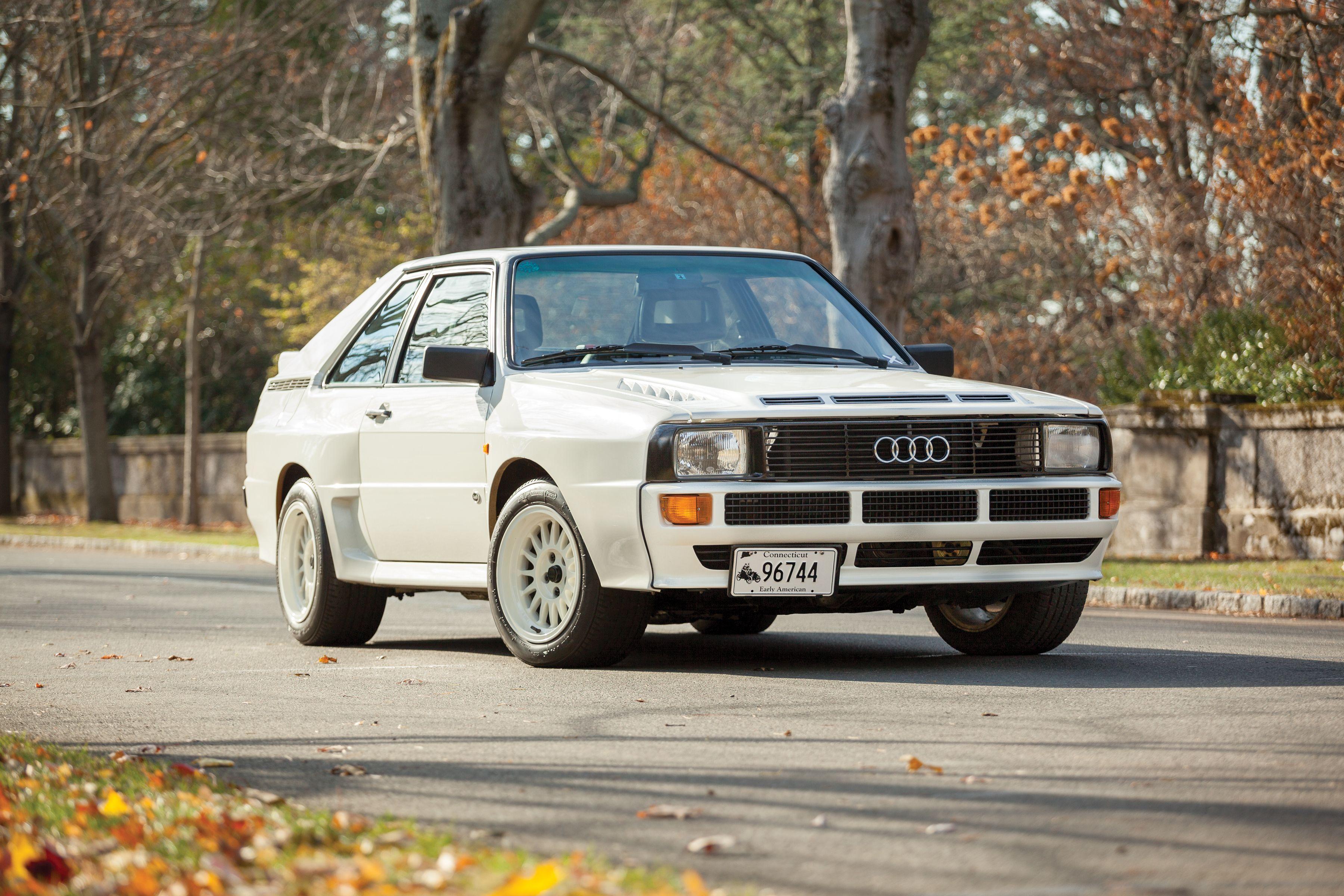 s 1984 Audi Sport Quattro