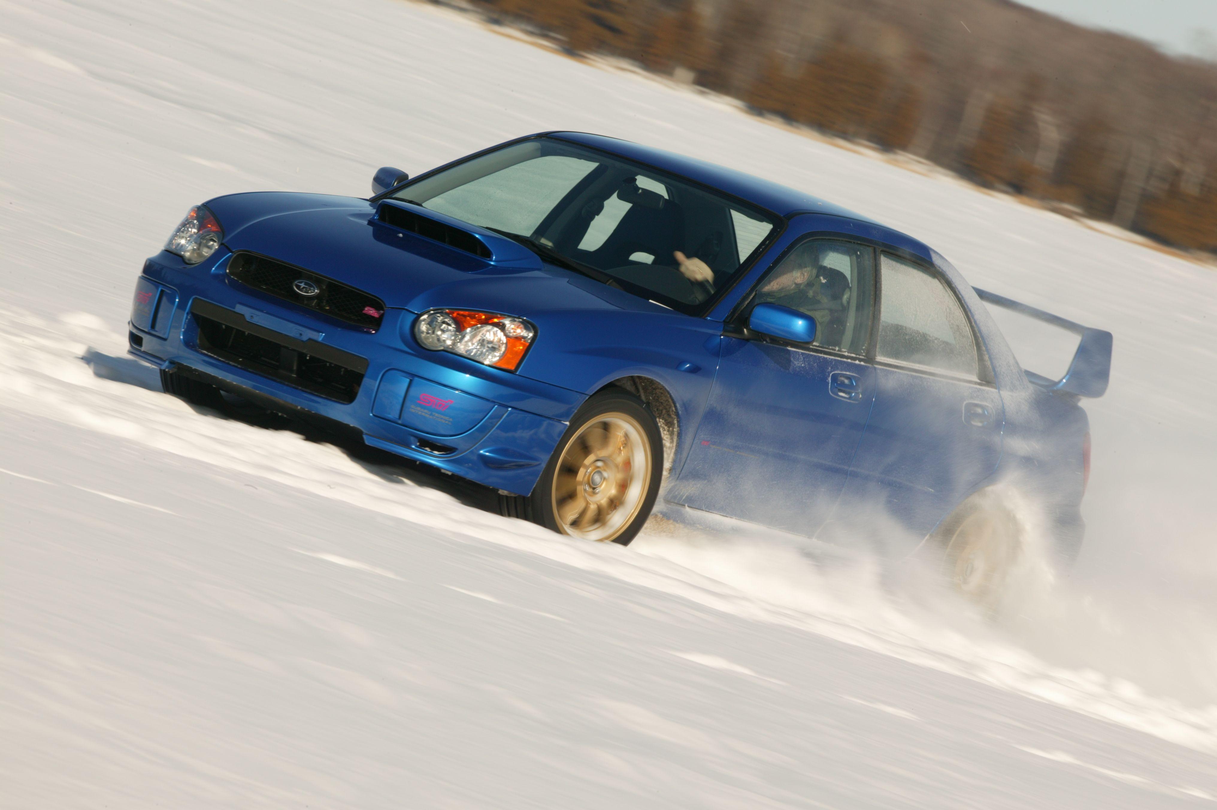 Subaru Impreza Wrx Sti 2004 2007 Review Buyers Guide 2006 Fuel Filter Location