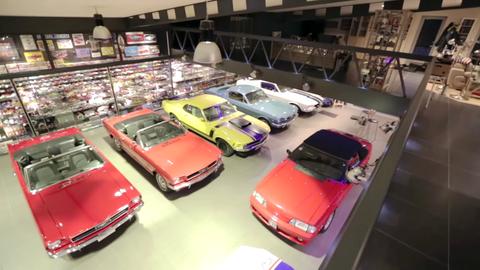 Adelbert Engler's Mustang Collection