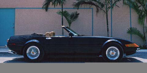 McBurnie Ferrari Daytona Replica - Miami Vice
