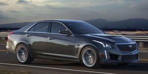 Image Photos 2016 Cadillac Cts V