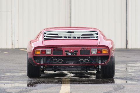 71 Lamborghini Miura Svj Set To Bring 2mm At Auction