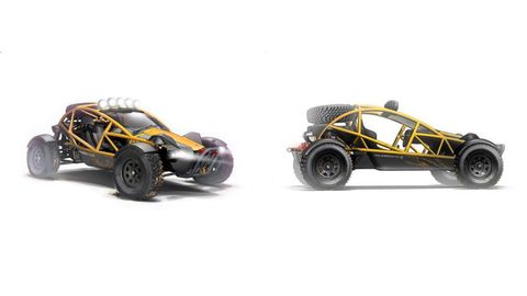 Ariel is going to build the Atom of dune buggies