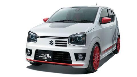 Suzuki Alto Turbo RS Concept