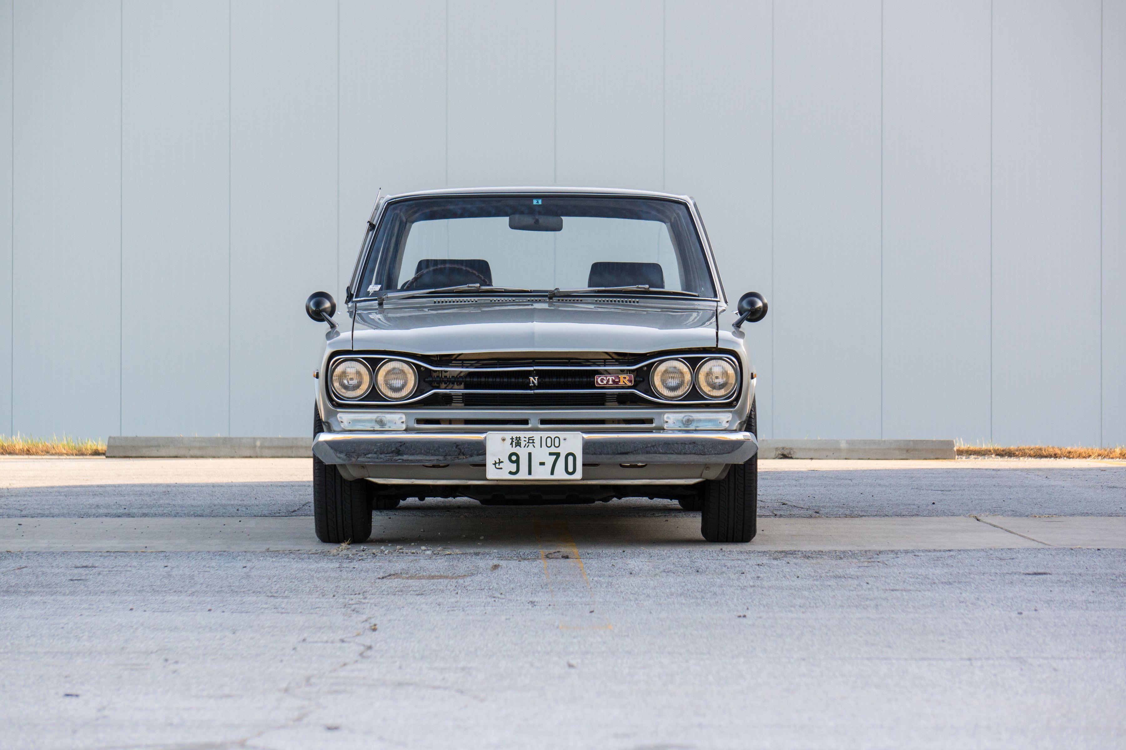 You can drop 6-figures on a classic Skyline GT-R sedan