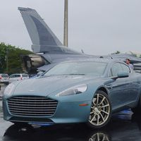"""<p>Luxury cars aren't always the most gorgeous, but <a href=""""http://www.roadandtrack.com/new-cars/news/a8440/first-looks-2015-aston-martin-rapide-s2015-aston-martin-vanquish/"""" target=""""_blank"""">the Aston Martin&nbsp&#x3B;Rapide S</a>&nbsp&#x3B;has looks in spades. And while it might not pack the most advanced driver aids, it sticks to a more old-school luxury formula—<span class=""""redactor-invisible-space"""" data-verified=""""redactor"""" data-redactor-tag=""""span"""" data-redactor-class=""""redactor-invisible-space"""">cover everything in leather and wood. For us, that works.</span></p>"""