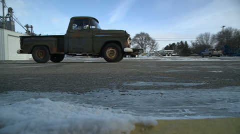 1957 Chevrolet Pickup Truck