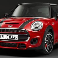 """<p>Even in base form, the Mini Cooper is pretty fun. If you want to have the most fun, you go for <a href=""""http://www.roadandtrack.com/new-cars/first-drives/a26202/first-drive-2015-mini-john-cooper-works-hardtop/"""" target=""""_blank"""">the John Cooper Works version</a>. It's both the most powerful and the fastest car Mini has ever built. Other than the GTI, it's also probably the most grown up of all the cars on this list. </p>"""
