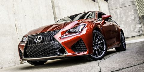 """<p>Lexus is trying to convince us it can go head-to-head with the Germans in terms of performance, and it's <a href=""""http://www.roadandtrack.com/new-cars/a26265/lexus-rc-f-v8-in-a-turbo-world/"""" target=""""_blank"""">bribing us with a 5.0-liter, naturally-aspirated V8</a>. In a world where forced-induction engines are more the rule than the exception, that's definitely acceptable. Plus, the way it sounds under full throttle might even convince you there's something to this whole Lexus performance thing.</p>"""