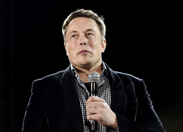 Elon Musk Says 500-Mile Electric Cars Are Just 10 Years Away