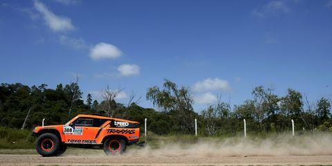2015 Dakar Rally - Day 1