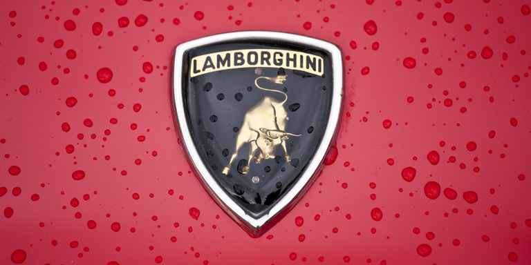 The Origins Of Lamborghinis Most Interesting Names - Car sign with namesideas name of car on wwwpeculiarpurlscom