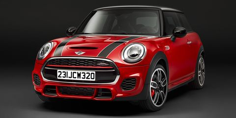 Even in base form, the Mini Cooper is pretty fun. If you want to have the most fun, you go for the John Cooper Works version. It's both the most powerful and the fastest car Mini has ever built. Other than the GTI, it's also probably the most grown up of all the cars on this list.