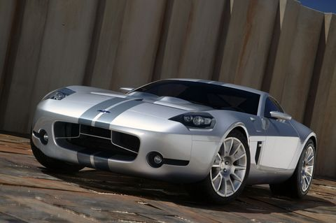 Shelby GR-1: The next Ford GT that never was