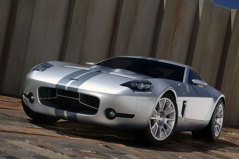 The Shelby Gr 1 Was The Next Ford Gt That Never Was