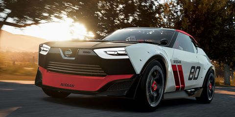 Nissan IDx Nismo Concept in Forza