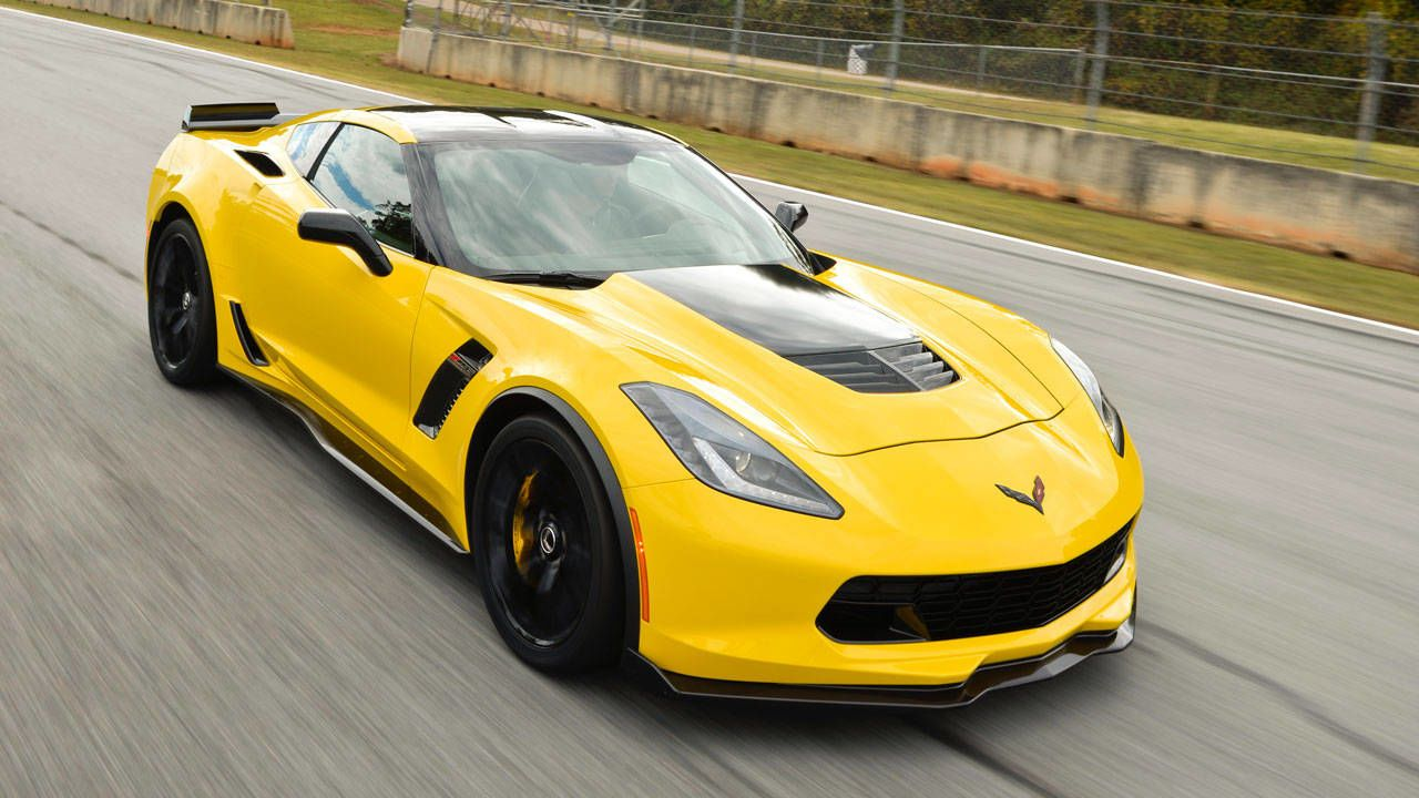 Chevy says that Z06 'Ring time you saw on the internet is baloney