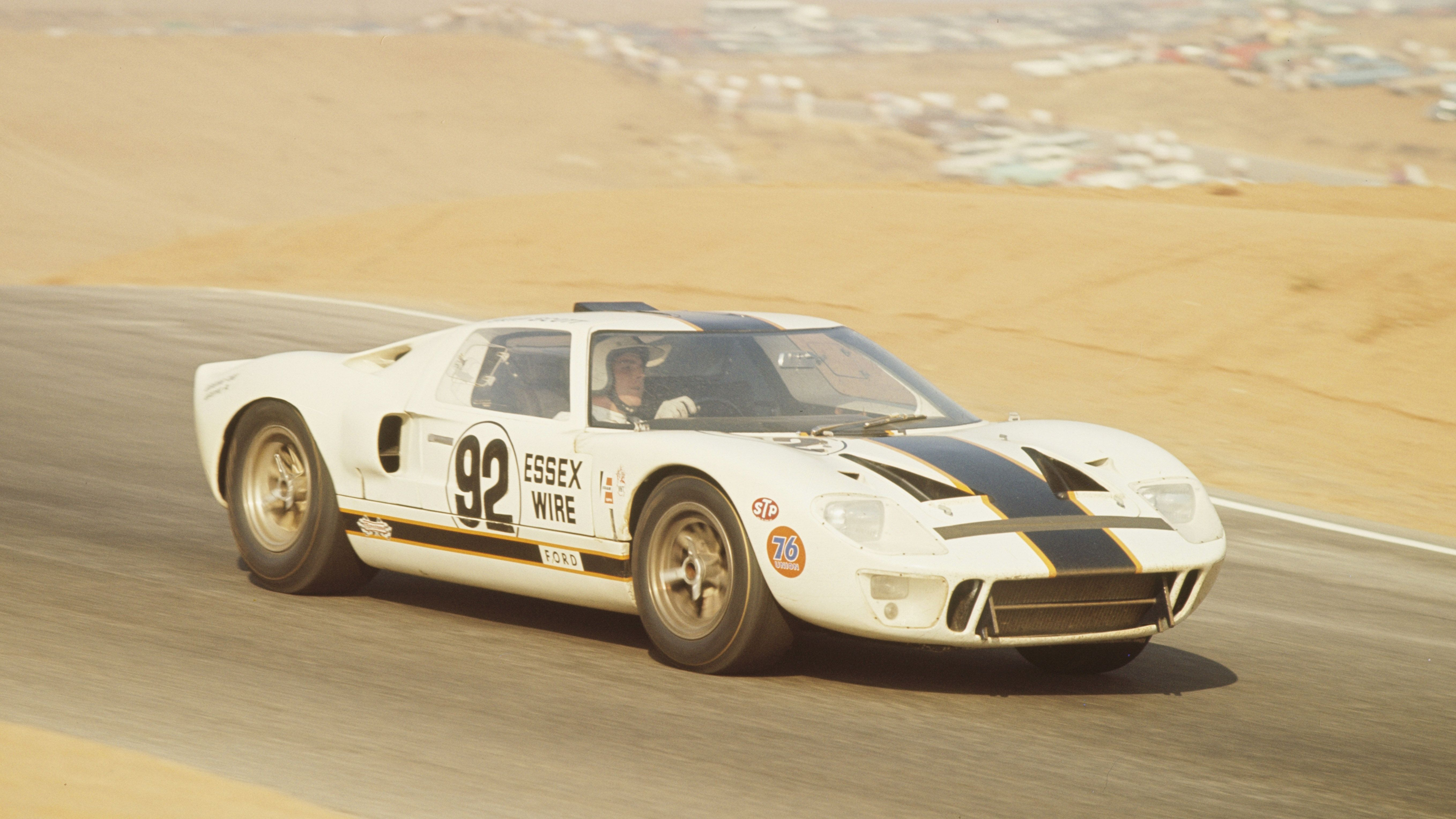 The Ford GT: Past, Past... and Future?