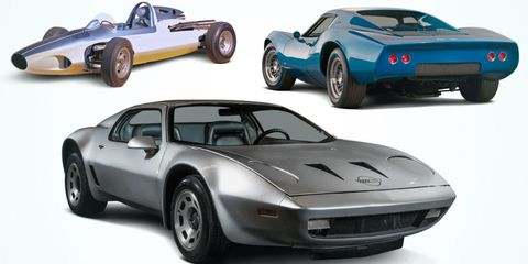 10 cars that paved the way for the mid-engined C8 Corvette