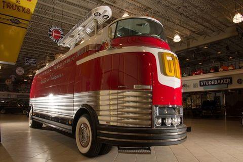 GM Futurliner auction raises $4 million for Armed Forces Foundation
