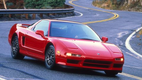 The first NSX was good only because it wasn't great