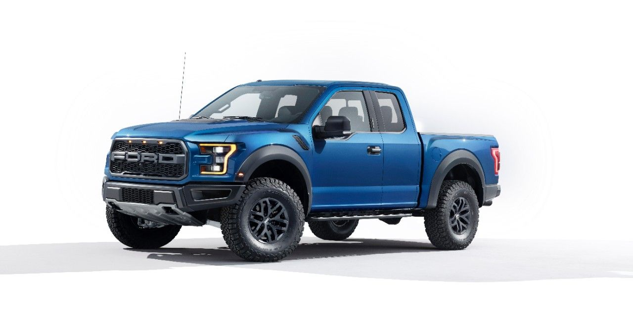2017 Ford F150 Raptor  Photo Gallery