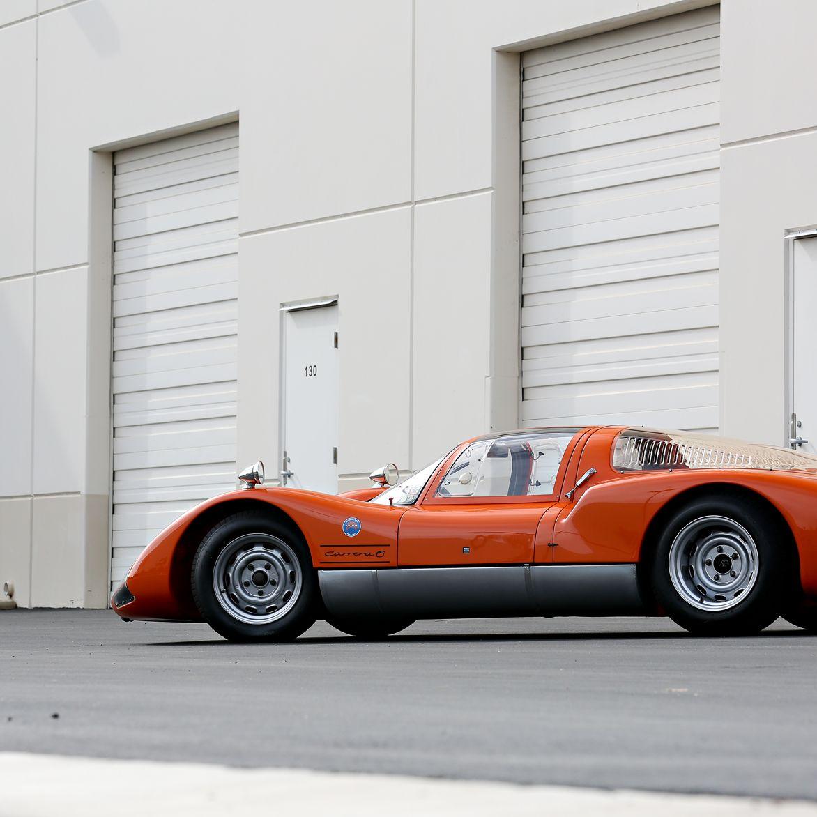 1966 Porsche 906-134 Carrera 6