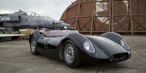 Lister Cars Knobbly roadster continuation