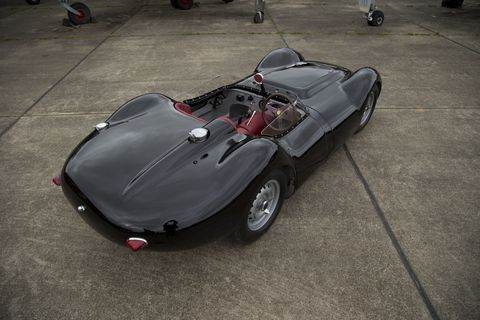Lister Knobbly roadster continuation