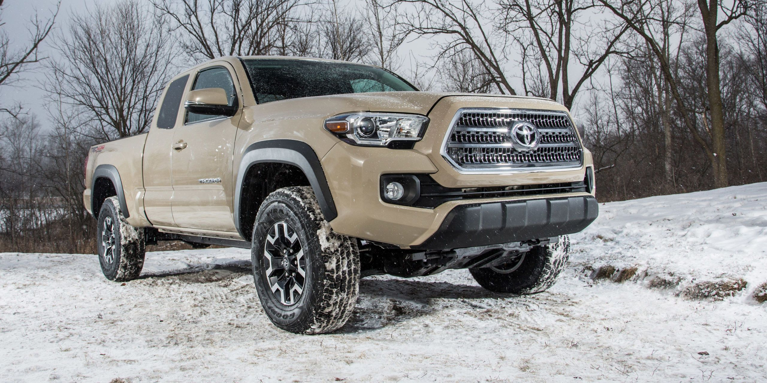 2016 toyota tacoma trd off road configurations